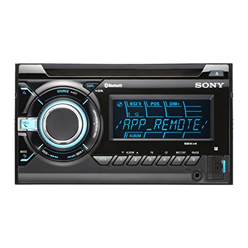 Sony WX-GT90BT Autoradio 2 DIN Audio Bluetooth