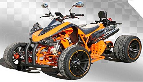 "SPEEDBIRD sTREET 250 cc cONCORDE qUAD 2PERS. eEC jANTES 14 ""rS14-sP"