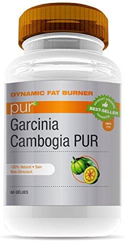 BRÛLEURS DE GRAISSES-Le produit le plus fort disponible - Garcinia Cambogia Extrait - super puissance MAX - 1 mois approvisionnement - seulement 2 capsules par jour-Satisfait ou remboursé