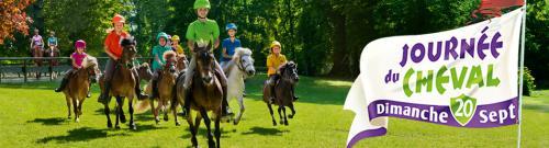 Initiation à L'équitation pour les Petits et les Gands