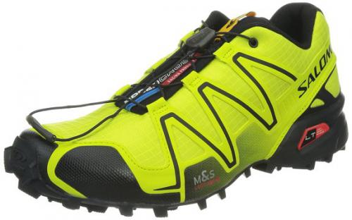 chaussures de running speed cross 3 course trial