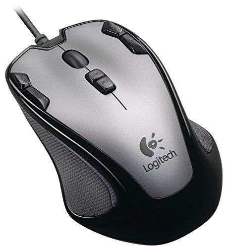 Logitech - Souris G300 optimise pour le jeux - Noir/Gris