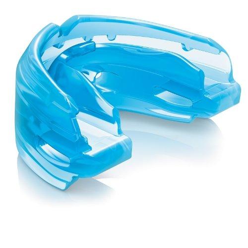 Shock Doctor Double Braces Protège-dents Adulte Bleu