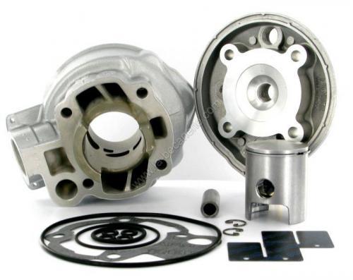 Cylindre Culasse 50cc Polini Sport