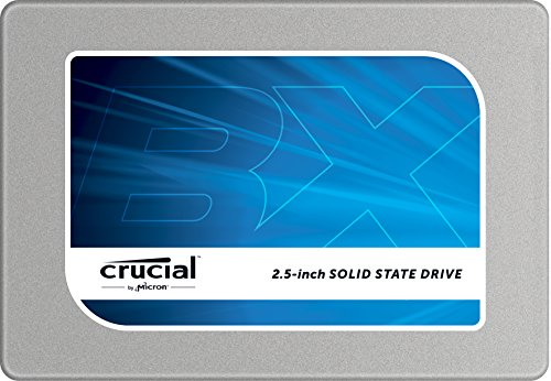 Crucial BX100 Disque Flash SSD Interne 2,5