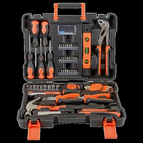 Werckmann Set d'outils 73 Pieces