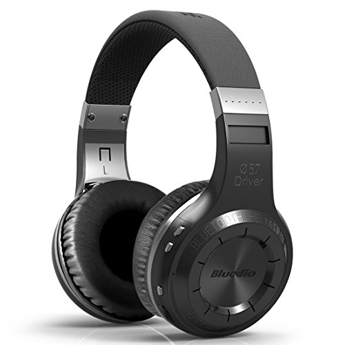 Bluedio HT (Shooting Brake) sans fil bluetooth 4.1 stéréo casque (Noir)