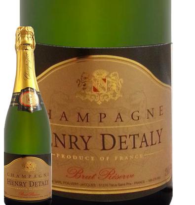 Champagne Henry Detaly Brut Réserve