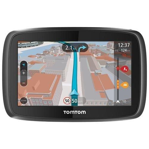 TomTom GO 400 (4,3 pouces) Europe 45 Cartographie et trafic à vie (1FA4.002.02)