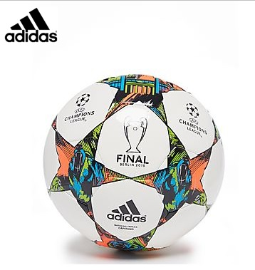 Ballon de football Adidas Champions League (Finale UEFA Berlin 2015)