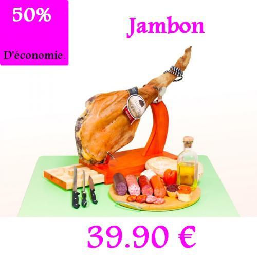 JAMBON ENTIER 4 KGS