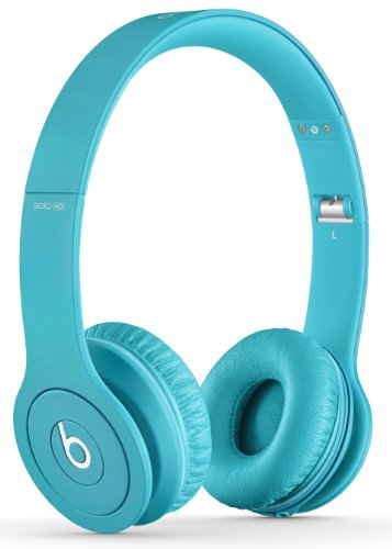 Beats by Dr. Dre Solo HD Casque Audio -  Bleu Claire Monochrome
