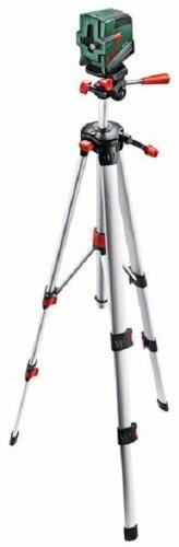 Bosch niveau laser en croix pcl 20 avec tr pied et support for Niveau laser bosch pcl 20