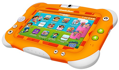Nickelodeon - 5054 - Jeu Educatif Electronique - Funpad Tablette Enfant