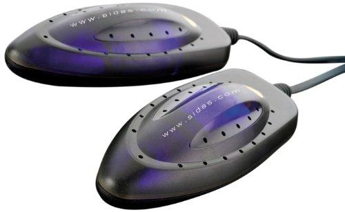 Sidas Drywarmer Appareil de chauffe et sèche chaussures Noir