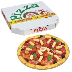 Pizza de bonbons Candy Pizza