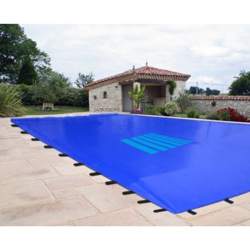 Provence Outillage 2504 Bâche piscine rectangulaire 6 x 10