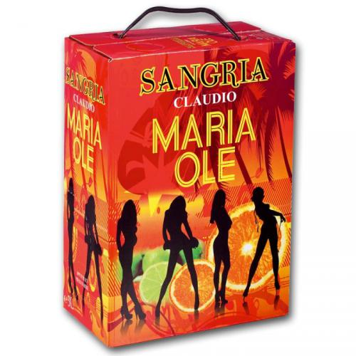 Bag in Box® Sangria Maria Ole 3 litres