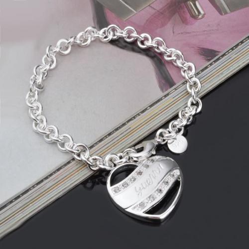 Guess - Bracelet Femme - Argent 925