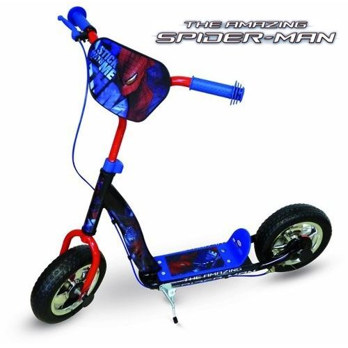THE AMAZING SPIDERMAN Trottinette 2 roues 10 pouces