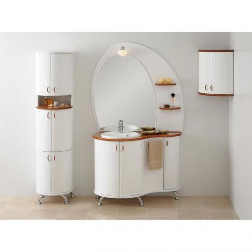 justhome royal ensemble salle de bain blanc bois naturel prix 2 355 00. Black Bedroom Furniture Sets. Home Design Ideas