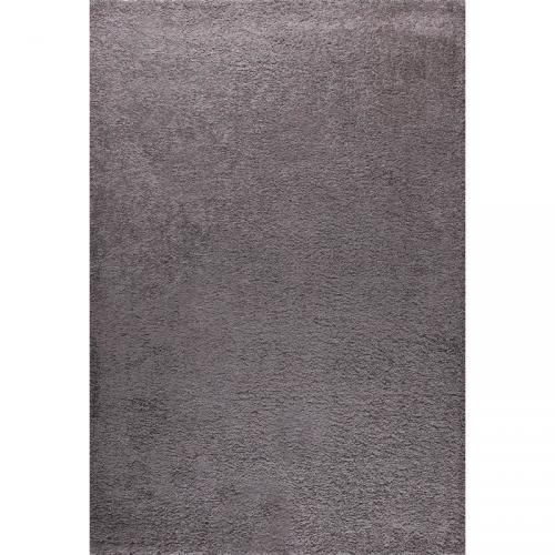 Tapis de salon Shaggy TRENDY 30mm 120x160 cm Gris