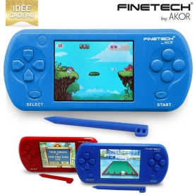 Console Tactile 111 Jeux - Finetech