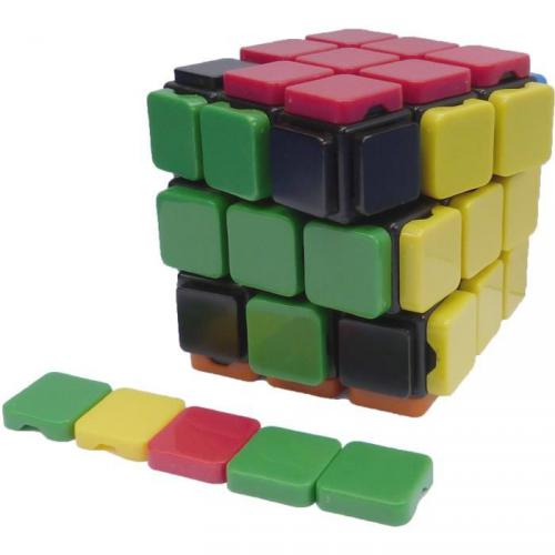 RUBIK'S Le Cube Original Easy Re-Play