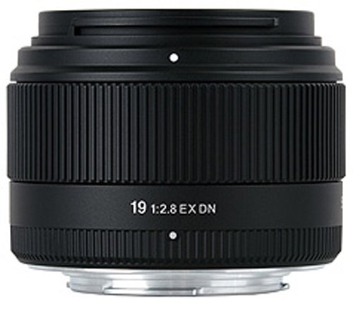 Sigma Objectif 19 mm F2,8 DN - Monture Micro 4/3