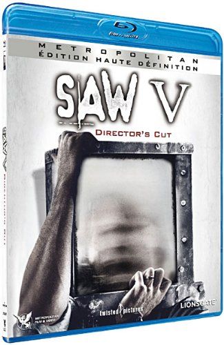 Saw 5 [Blu-ray] [Director's Cut]