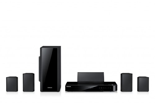 Samsung HT-F5500 Home cinéma Blu-ray/DVD 5.1 3D 1000 W HD Bluetooth HDMI USB Noir
