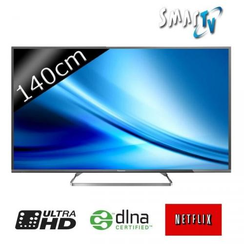 panasonic tx 55cx680 smart tv led 4k uhd 140cm prix 799 88. Black Bedroom Furniture Sets. Home Design Ideas
