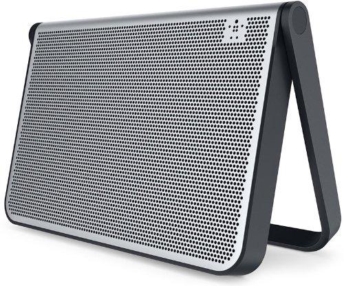 Belkin G2A1000cwBLK enceinte sans fil Bluetooth ultra portable, 10 heures d'autonomie,  micro intégré pour utilisation téléphonique, livrée avec etui de voyage