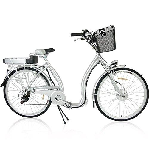 Autre - Velo electrique de ville a assistance de pedalage 250W 36V 10Ah Aluminium