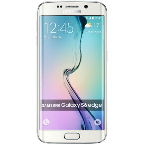 Samsung Galaxy S6 Edge G925F - White Blanc - 32GB 32Go