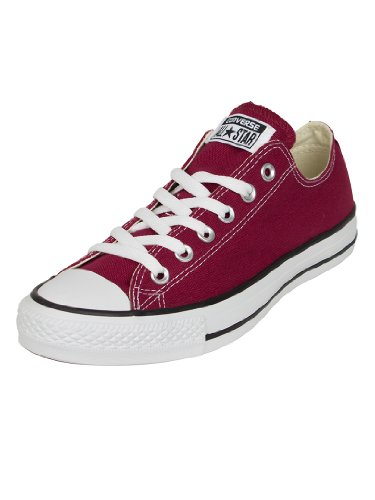 Baskets mode Converse ctas core ox rouge (41)