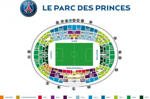 Billet pour le Match PSG-Toulouse
