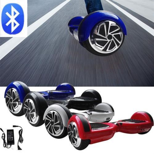 2roue de l'auto équilibrage Scooter électrique Hoverboard Avec Bluetooth Speaker