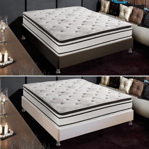 sampur literie matelas somptueux m moire de forme prix 209 00. Black Bedroom Furniture Sets. Home Design Ideas