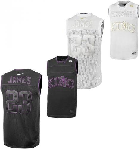 Nike Lebron 'King' James Maillots De Basket-ball - Gilets