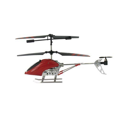 BEEWI - Hélicoptère de combat Bluetooth - Rouge pour iPhone / iPod / iPad -