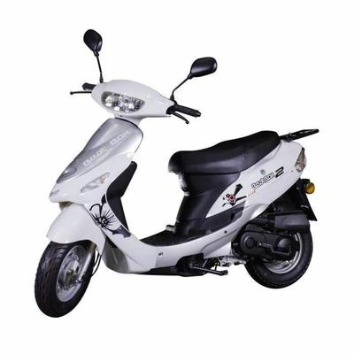 Scooter 50cc Beat Box Gris CY50T-6
