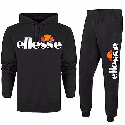 Officiel Ellesse Classic Bino Complet Survêtement Set