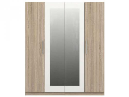 Armoire 4 portes EMPIRE