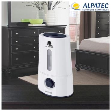 Humidificateur Air Natura à ultrasons Alpatec