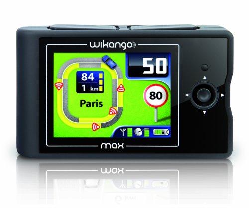 AlerteGPS Wikango Max Millenium GPS Assistant d'aide à la conduite France + Abonnement à vie