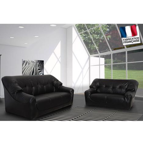 mobilier With tapis yoga avec luxury canapé convertible lit angle réversible 4 places noir