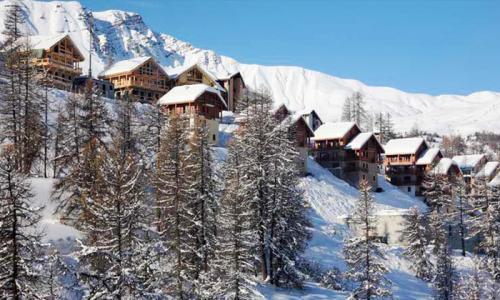 Résidence 4* avec forfait ski dans les Alpes du Sud