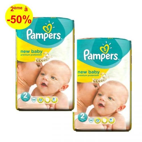 Soin b b for Pampers couche piscine