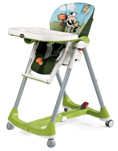 Chaise haute pappa diner Peg Perego - IMPDICOOO1FAR24 - Happy Farm